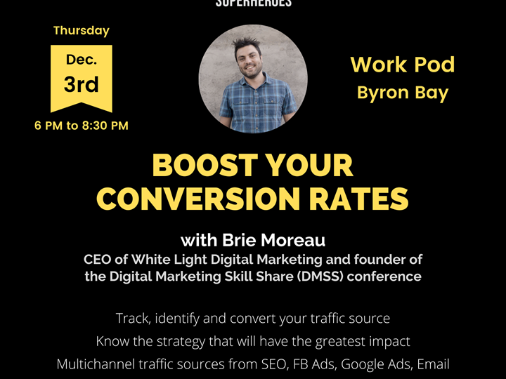 Boost your conversion rates!